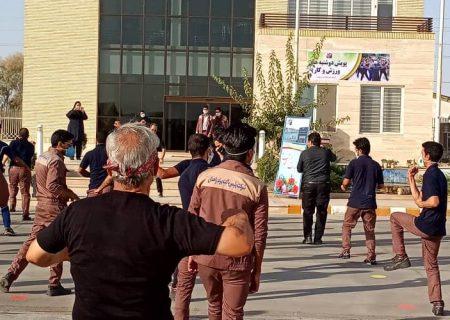 هیات ورزش کارگری فارس رتبه نخست کشور را کسب کرد