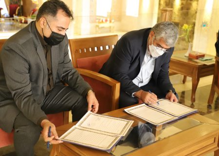 تفاهم همکاری شهرداری شیراز و کانون سراسری انجمن های صنفی دفاتر خدمات مسافرت هوایی، گردشگری، زیارتی