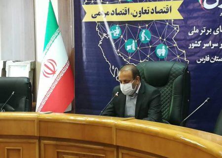 تعاونیهای فارس از رویه سنتی به سمت فناوری و دانش بنیان هدایت شود