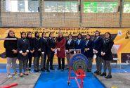 اولین دوره مسابقات پاورلیفتینگ بانوان فارس با حضور ۱۱۵ ورزشکار برگزار شد