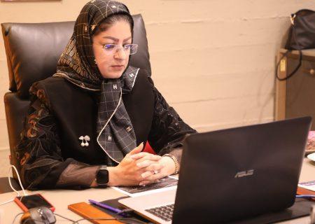 همایش مجازی کسب و کارهای فضاپایه در اتاق بازرگانی فارس برگزار شد